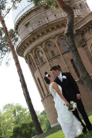 DIANA & MATT' WEDDING