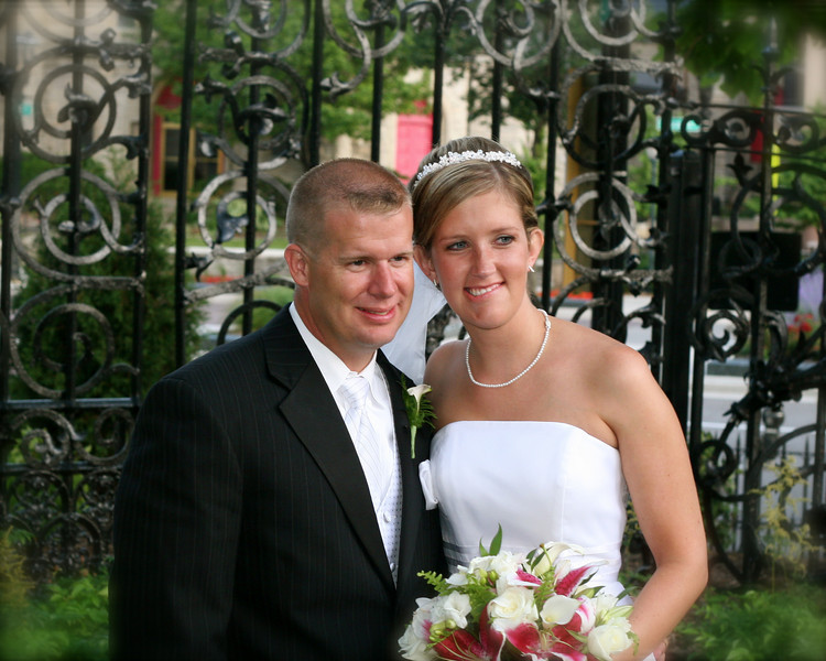 JESSICA AND CASEY WEDDING DAY