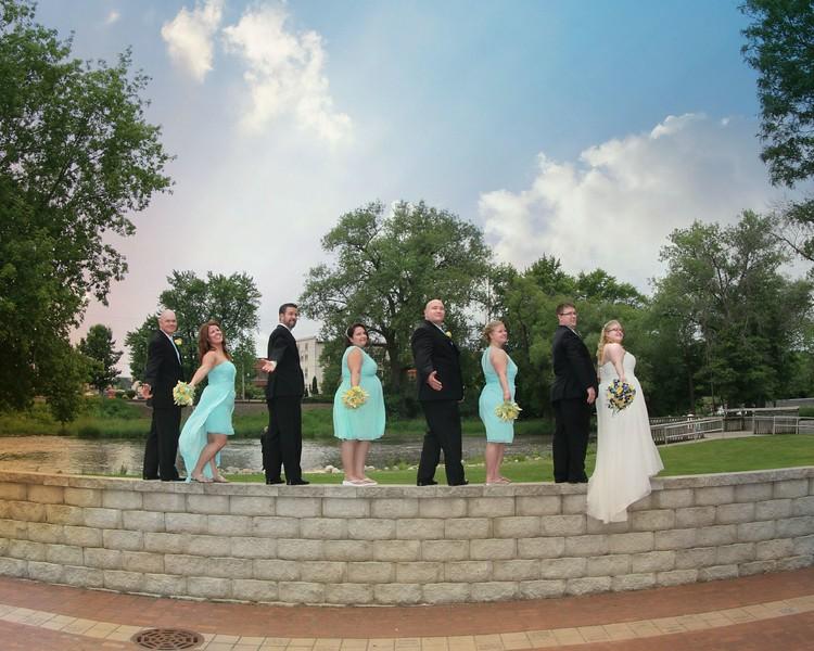 ASHLEY & NATE'S WEDDING DAY