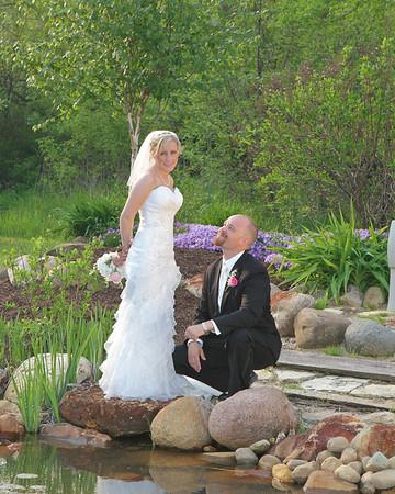 RHONDA &JACOB WEDDING DAY
